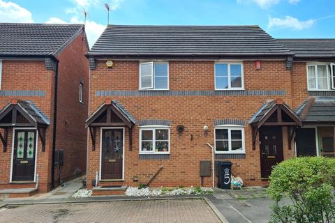 2 bedroom house to rent - Waterville Close, Kirby Frith, LE3