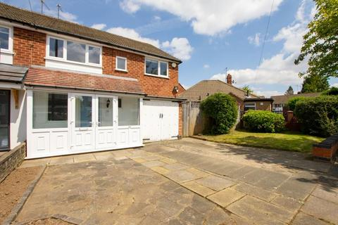 3 bedroom semi-detached house for sale - Osmaston Road, Harborne, Birmingham, B17
