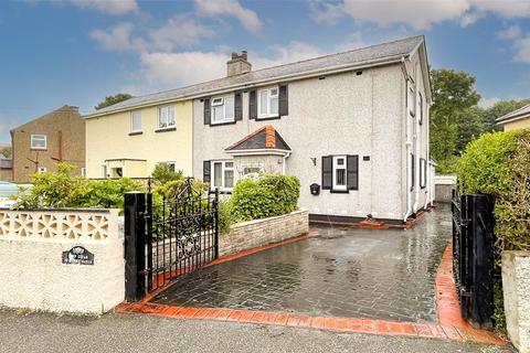 3 bedroom semi-detached house for sale - Tawelfan, Llangoed, Beaumaris, LL58