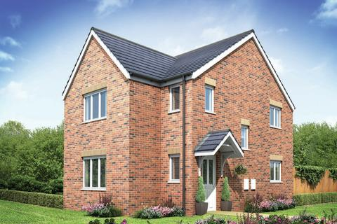 3 bedroom detached house for sale - Plot 200, The Hatfield Corner at Oak Tree Gardens, Audley Avenue TF10