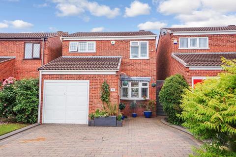 3 bedroom detached house for sale - Burrow Hill Close, Castle Bromwich