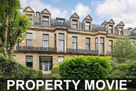 3 bedroom townhouse to rent - Flat 1, 21 Cleveden Road, Kelvinside, Glasgow G12 0PQ