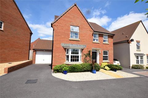 4 bedroom detached house for sale - Port Stanley Close, Norton Fitzwarren, Taunton, Somerset, TA2