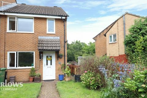 4 bedroom semi-detached house for sale - Duxford Close, Cardiff