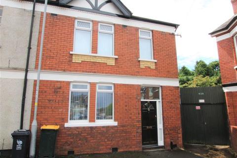 3 bedroom semi-detached house for sale - Upton Road, Newport, NP20 3EG