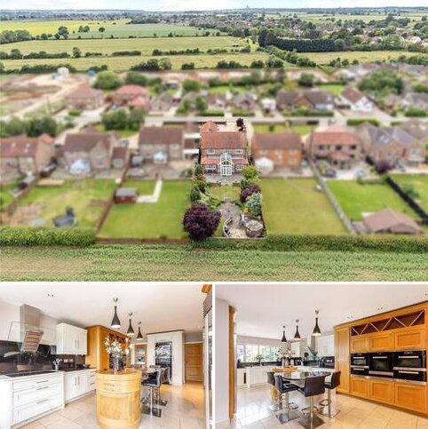 5 bedroom detached house for sale - Fiskerton Road, Reepham, Lincoln, LN3