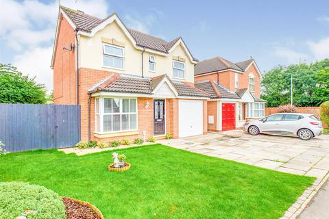 4 bedroom detached house for sale - Butterfly Meadows, Beverley