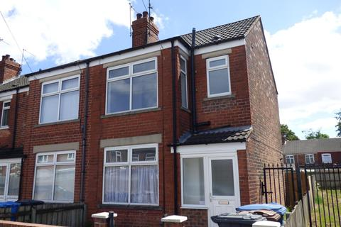 3 bedroom end of terrace house to rent - Stephenson Street, Hull