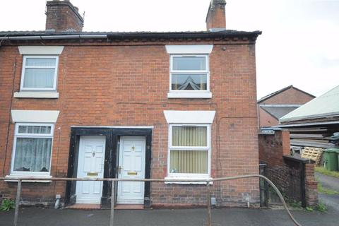 2 bedroom end of terrace house for sale - Cross Street, Stone