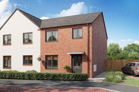3 bedroom semi-detached house for sale - The Gosford - Plot 130 at Woolsington Grange, Land North of Brunton Lane, Ponteland Road NE13