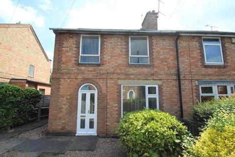 3 bedroom semi-detached house to rent - Heather Road, Knighton Fields, Leicester, LE2 6DD