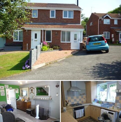 2 bedroom semi-detached house for sale - PERIVALE WAY, AMBLECOTE, STOURBRIDGE DY8