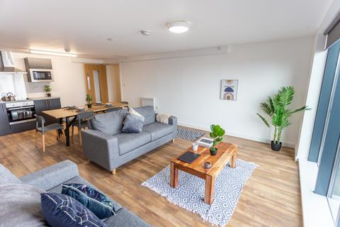 7 bedroom flat share to rent - Ensuite, 7 Bed Flat Share, The Exchange, 16 Hotham Street, Liverpool, Merseyside, L3