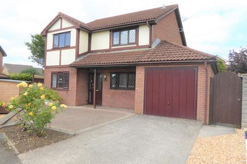 4 bedroom detached house for sale - Fairoak Chase, Brackla, Bridgend, Bridgend County. CF31 2PH