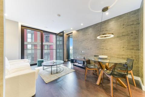 1 bedroom apartment to rent - Glacier House, The Residence, London, SW11
