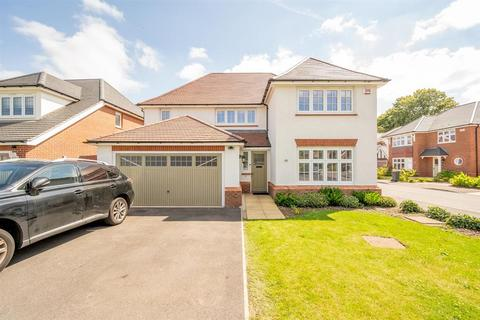 4 bedroom detached house for sale - Cricketers Grove, Harborne, Birmingham, B17 8BF