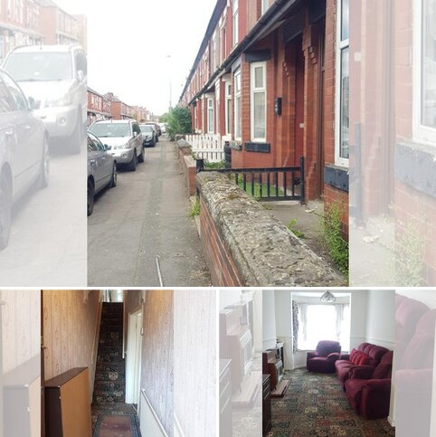 3 bedroom terraced house to rent - Mayford Rd, M19