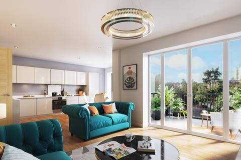 1 bedroom apartment for sale - Plot 6, West Cliff Mansions at Stubbings Property Marketing, Hahnemann Road BH2