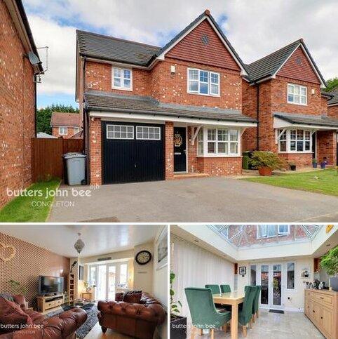 4 bedroom detached house for sale - Bridestones Place, Congleton