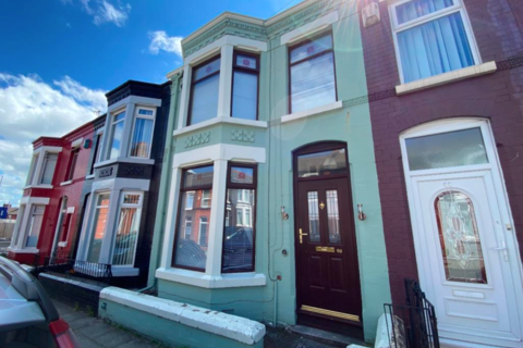 3 bedroom terraced house for sale - Douglas Road, Anfield, Liverpool, Merseyside, L4 2RQ