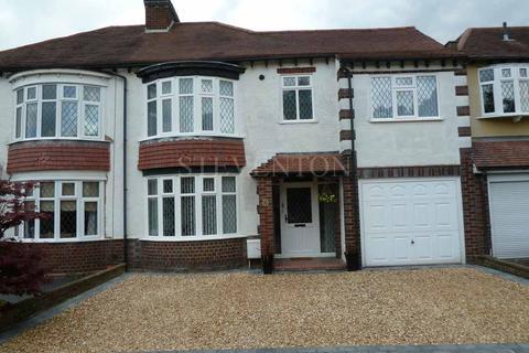 4 bedroom semi-detached house for sale - Hanbury Crescent, Penn, Wolverhampton, WV4