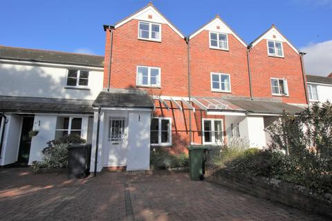 3 bedroom terraced house to rent - Tappers Close, Topsham