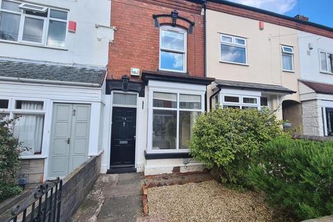 2 bedroom terraced house to rent - Midland Road, Birmingham