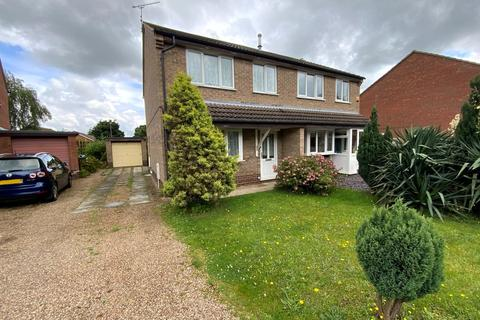 3 bedroom semi-detached house for sale - Harlaxton Close, Lincoln