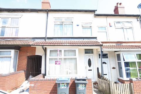 2 bedroom terraced house for sale - Queens Head Road, Handsworth, Birmingham