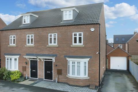 3 bedroom semi-detached house to rent - Limner Street, Market Harborough