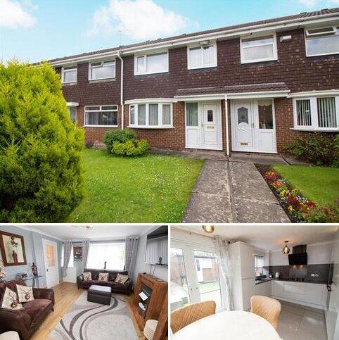 3 bedroom terraced house for sale - Cedarway, Gateshead
