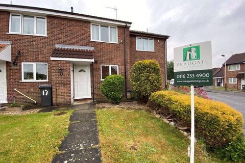 2 bedroom townhouse to rent - 16 Laithwaite Close, Leicester LE4 1BX