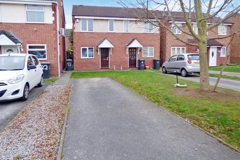 2 bedroom semi-detached house to rent - Ayton Gardens, Chilwell, Nottingham, NG9 6NQ