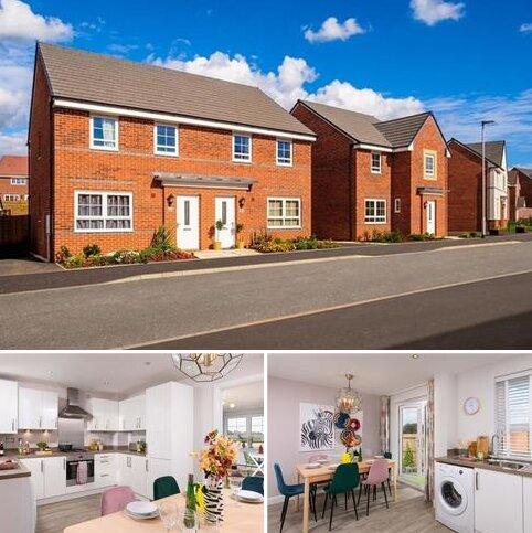 3 bedroom semi-detached house for sale - Plot 33, Maidstone at Ambler's Meadow, East Ardsley, Bradford Road, East Ardsley, WAKEFIELD WF3