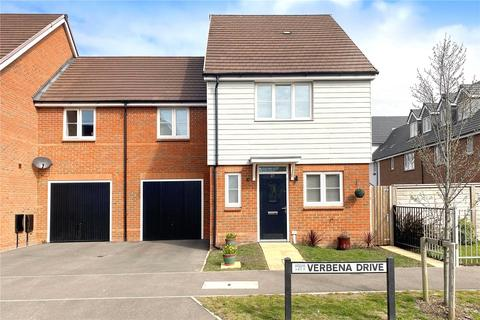 3 bedroom end of terrace house for sale - Verbena Drive, Cresswell Park, Angmering, West Sussex