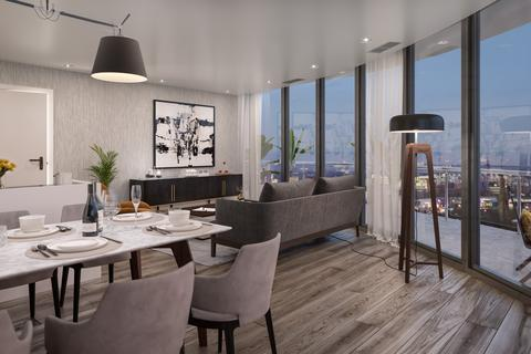 2 bedroom apartment for sale - at Marylebone, X1 Manchester Waters M16