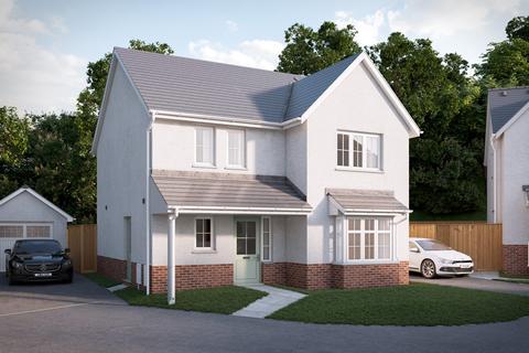 4 bedroom detached house for sale - Plot 13, The Charles at Colman Vale, All Saints Way, Pen y Fai, Bridgend CF31