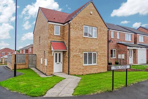 3 bedroom detached house for sale - Teal Close, Hetton-le-Hole, Houghton Le Spring, Tyne and Wear, DH5 0GY