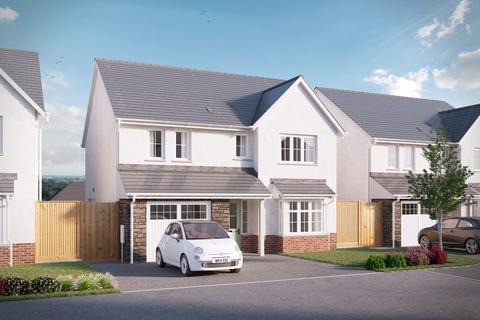 4 bedroom detached house for sale - Plot 18, The Terfel at Colman Vale, All Saints Way, Pen y Fai, Bridgend CF31