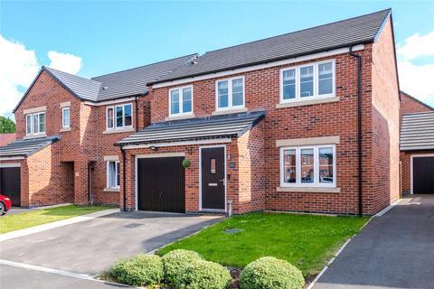 3 bedroom detached house for sale - Glengarry Way, Greylees, Sleaford, NG34