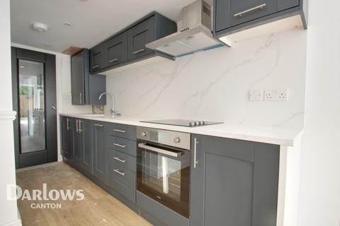 2 bedroom flat for sale - Nottingham Street, Cardiff