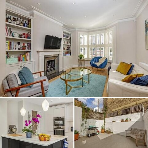 4 bedroom house to rent - Rosaville Road, Fulham, London SW6