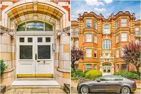 3 bedroom flat for sale - Riverview Gardens, London