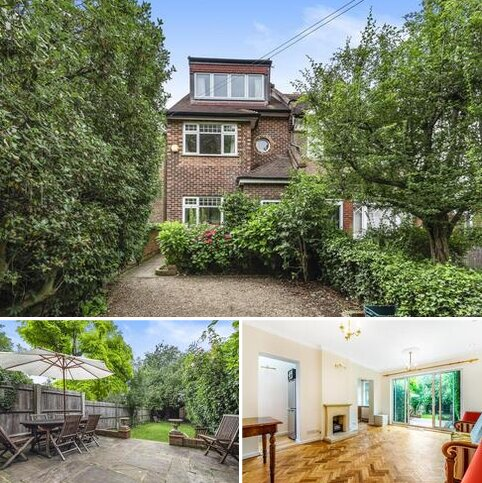 5 bedroom semi-detached house for sale - Cambridge Road, Raynes Park