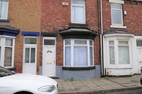 2 bedroom terraced house to rent - Harford Street, Middlesbrough, TS1