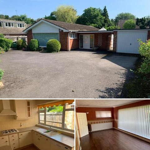 4 bedroom bungalow to rent - 4 Bed Bungalow – The Oval, Oadby, Leicester, LE2 5JB. £1295 PCM