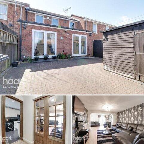 4 bedroom terraced house for sale - Wedgewood Road, Luton