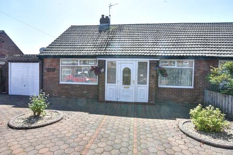 2 bedroom semi-detached bungalow for sale - Burnside, East Boldon
