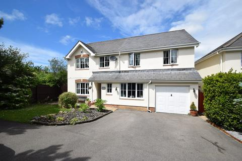 5 bedroom detached house for sale - 1 Vale Park, Broadlands, Bridgend, Bridgend County Borough, CF31 5EA