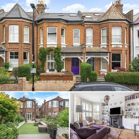 5 bedroom terraced house for sale - Carysfort Road, Crouch End